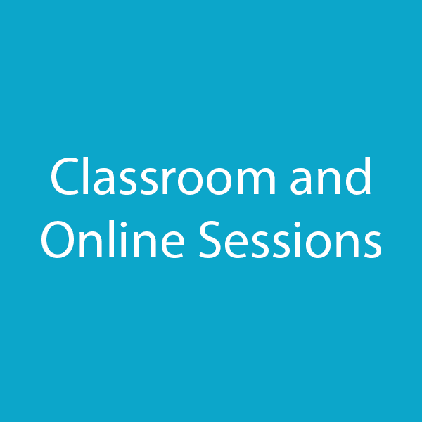 classrooms and online sessions