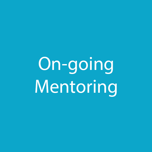 on going mentoring