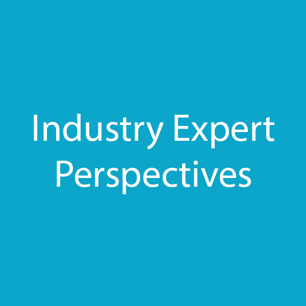 industry expert perspectives