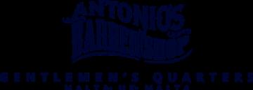 antonios barber shop logo