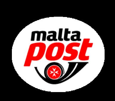 malta post logo