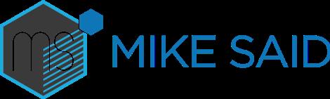 mike said logo